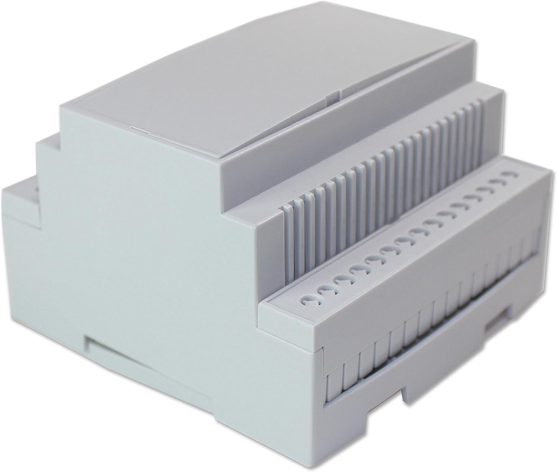 CAMDENBOSS CNMB/5 V/Kit Caja DIN Barra con ventilación M6 Kit [1 ...