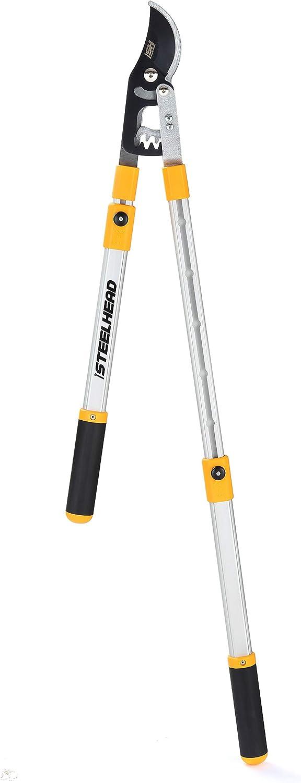 """STEELHEAD 27-40"""" Adjustable Gear-Bypass Lopper"""