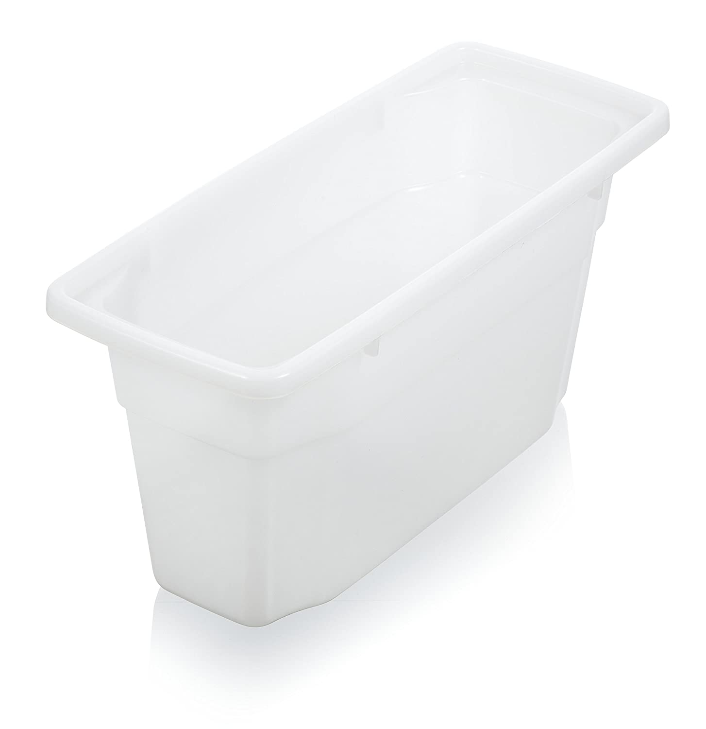 Arrow Home Products 00054 Eezy Plastic Ice Bin, White