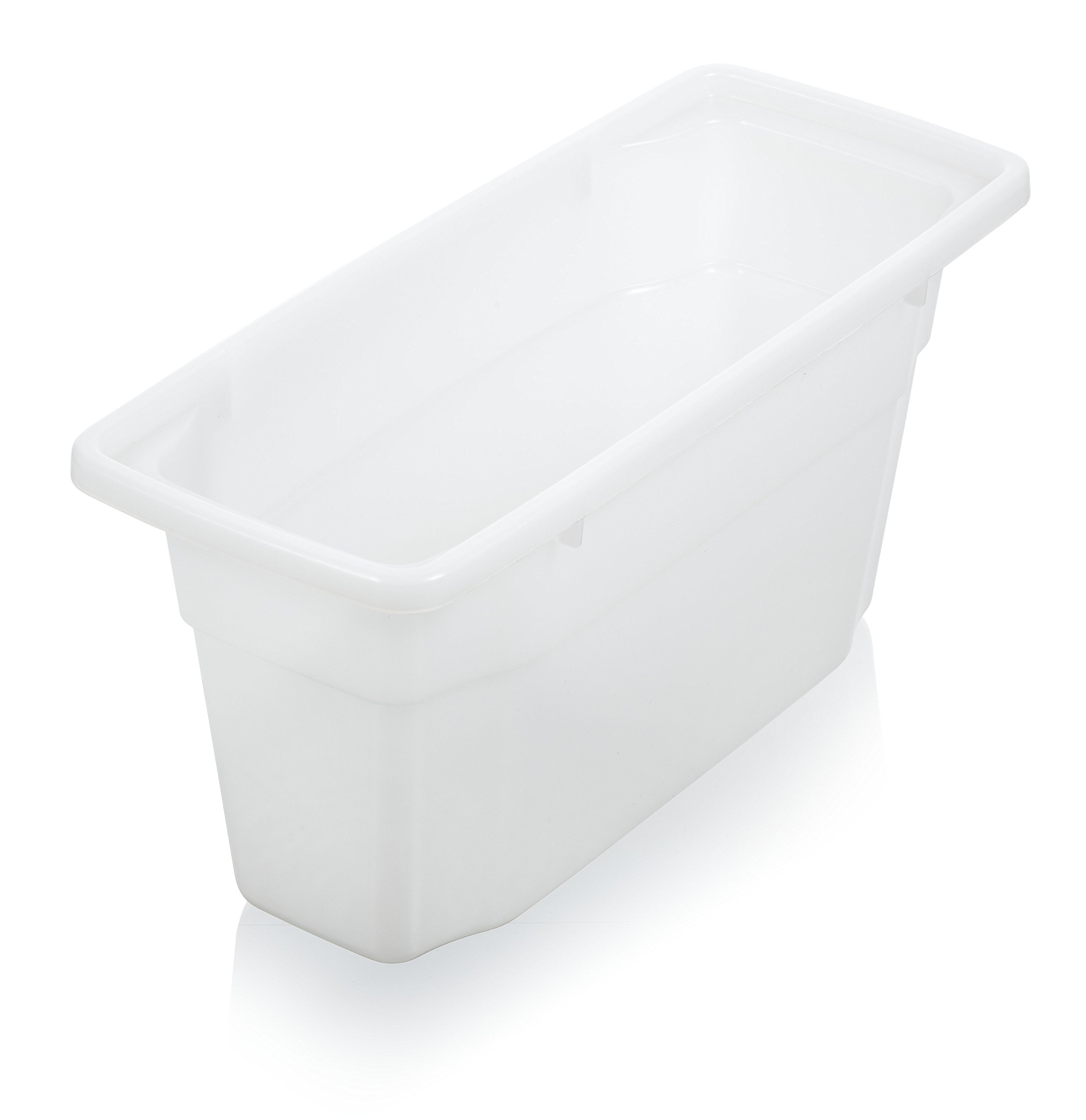 Arrow Home Products 00054 Eezy Out Ice Bin Plastic, White