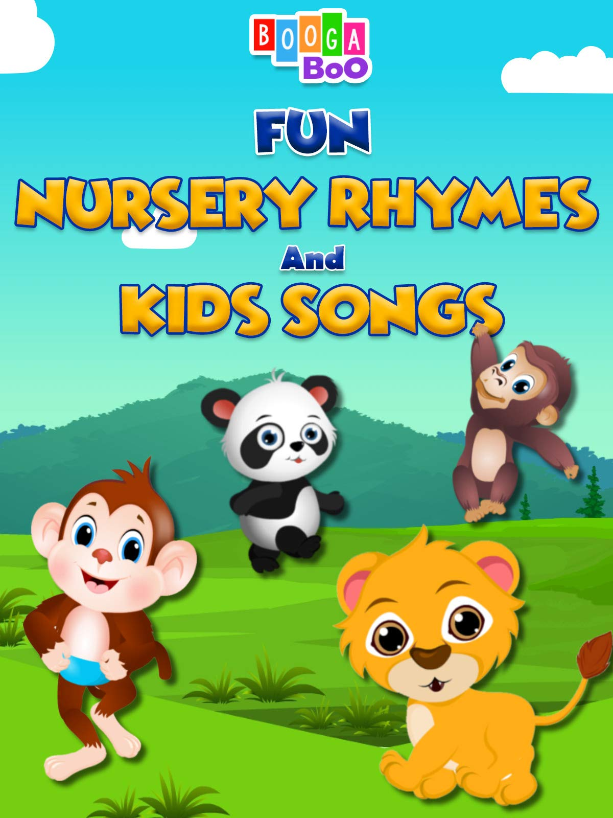 Fun Nursery Rhymes and Kids Songs by Booga Boo on Amazon Prime Video UK