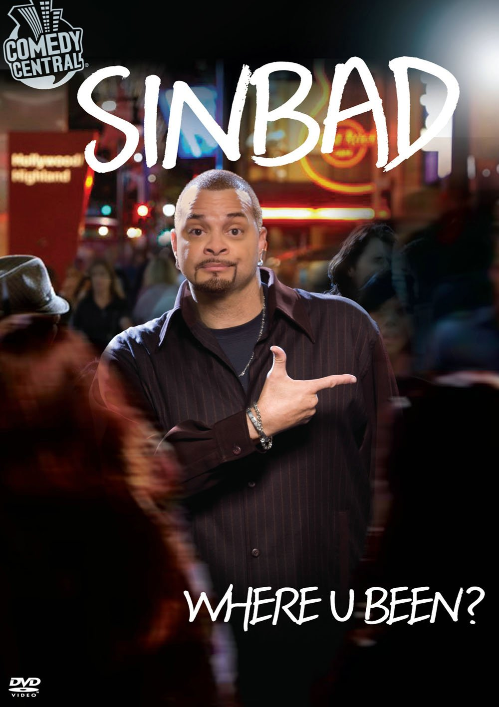 Sinbad: Where U Been? by Comedy Central