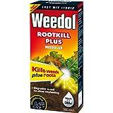 Weedol Rootkill Plus Weedkiller Liquid Concentrate Bottle, 500 ml
