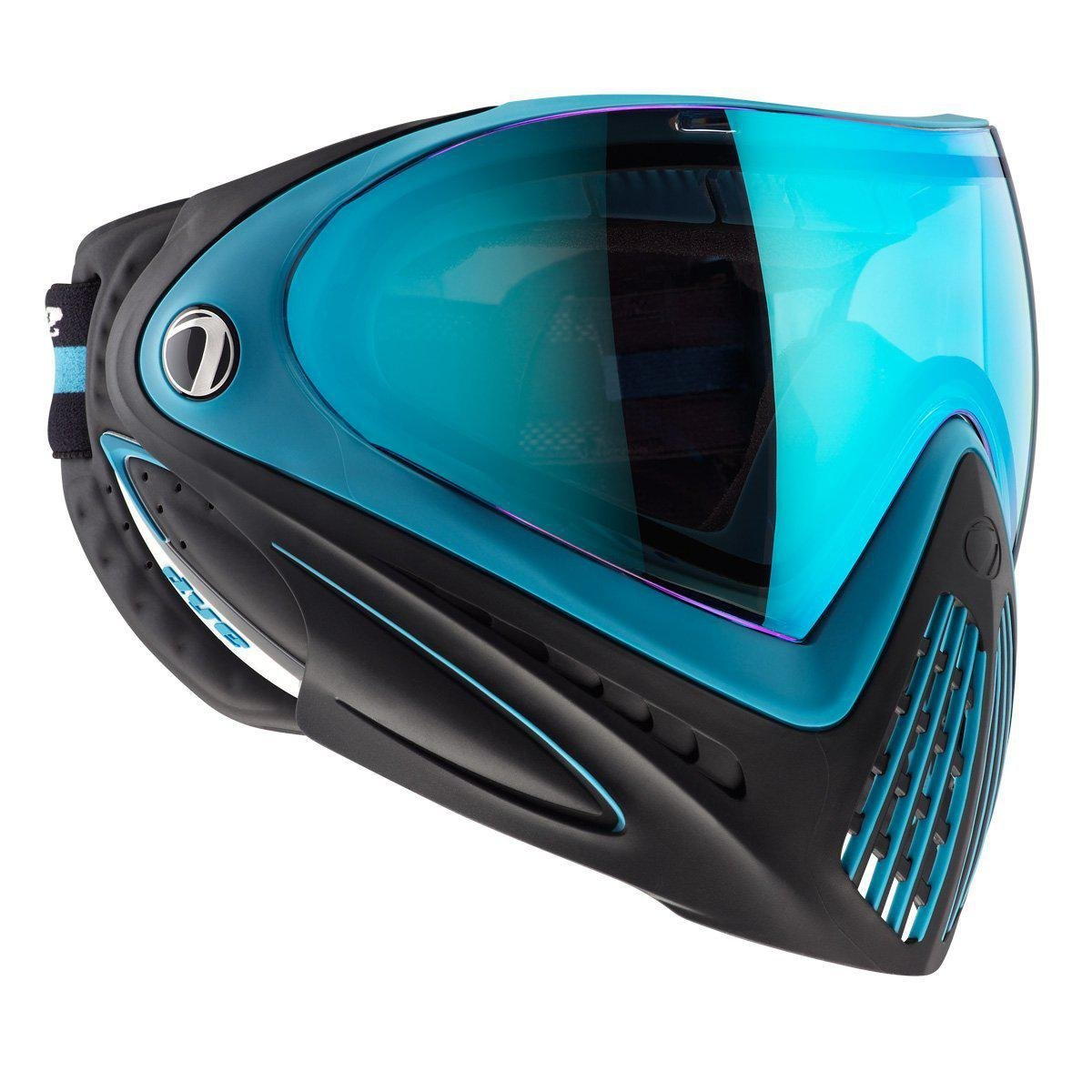 Dye i4 Paintball Goggle (Powder Blue) by Dye