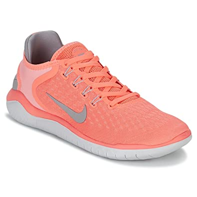 895586ea7db2 Nike Women s Free RN 2018 Running Shoe (5.5 B US