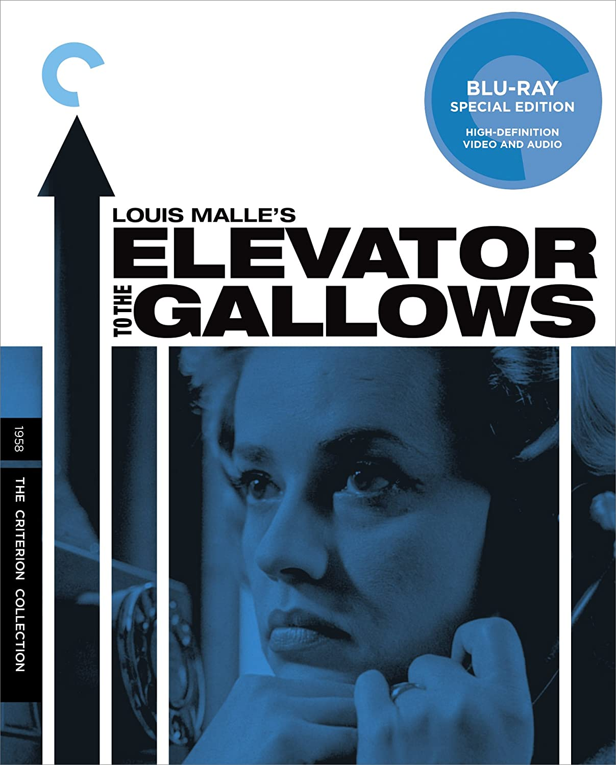 Elevator to the Gallows The Criterion Collection