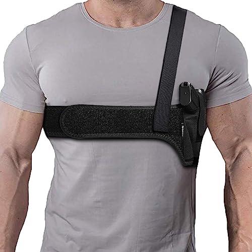 Deep-Concealment-Shoulder-Holster