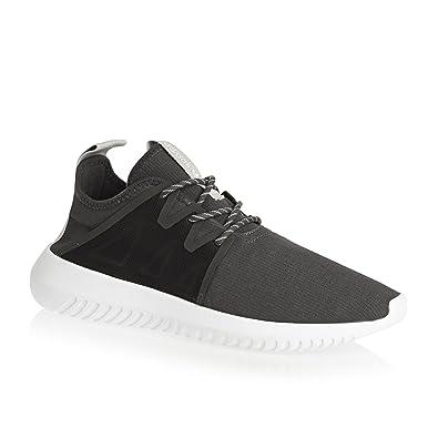 huge discount 014d1 42796 adidas Damen Tubular Viral2 W Fitnessschuhe, Schwarz (NegbasNegbasFtwbla),