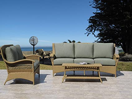 Brilliant Amazon Com Havana Natural Outdoor Patio Furniture Resin Home Interior And Landscaping Staixmapetitesourisinfo