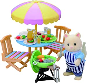 Sylvanian Families 4869 Garden Barbecue Set