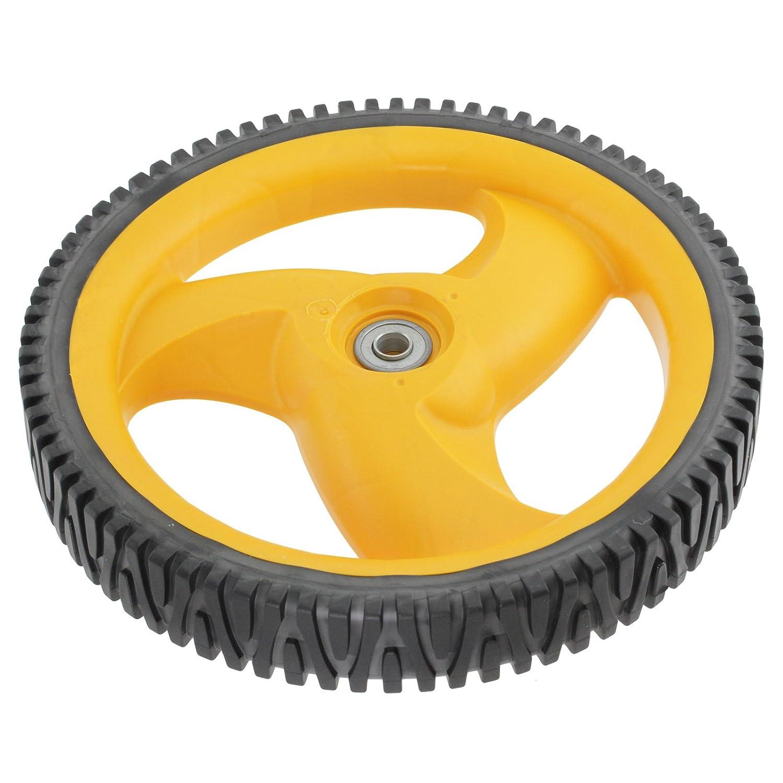Genuine FLYMO de rueda trasera y neumático para McCulloch ...