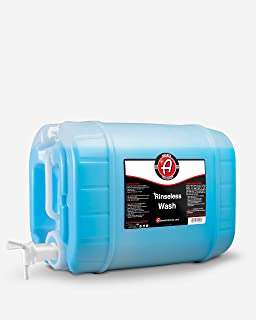 product image for Adam's Rinseless Wash - High Tech Polymers Prevent Scratching and Swirl Marks - Wash Anywhere, Anytime, Without a Hose (5 Gallon)