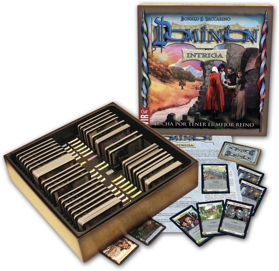 Devir- Juego de Mesa, Multicolor (BGIN): Amazon.es: Juguetes y juegos