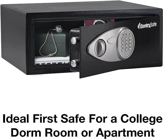 SentrySafe X075 Security Safe with Digital Keypad 0.78 Cubic Feet