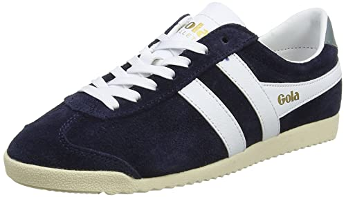 EU Gola Blue Blu NavyWhite Bullet EW 36 Donna Suede Sneaker z6q4Tnzpw
