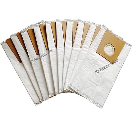 Bolsas para lijadora Bosch Ventaro PSM 1400, 10 unidades, bolsas con filtro