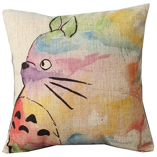 Mi Vecino Totoro Fundas de almohada cidbest® creativos ...