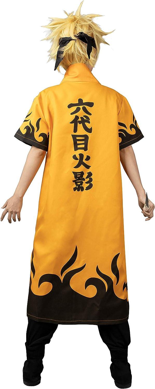 CosFantasy Namikaze Minato Cosplay Only Cloak Cape mp005060