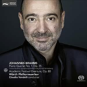 Piano Quartet 1 Orchestral