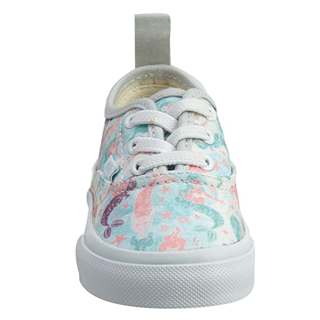 Vans Toddler Authentic Elastic Lace (Mermaid) Ice Flow Glitter VN0A38E8OF3  Toddler 3.5  Amazon.co.uk  Shoes   Bags 32a89f083