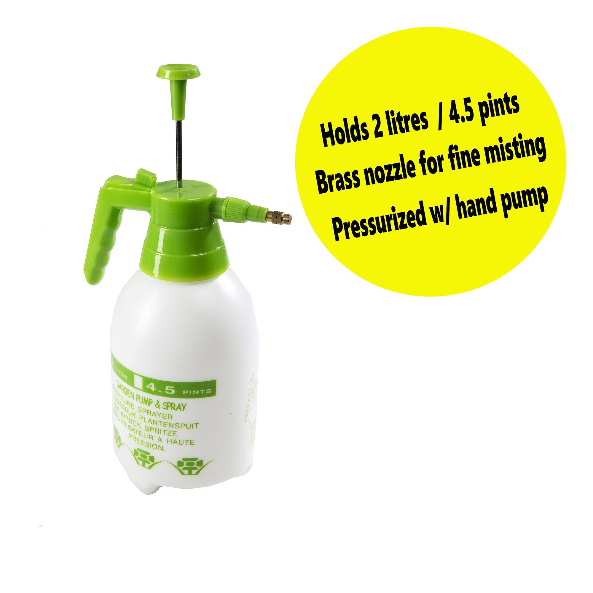 H.B. Smith Tools Handheld Pressure Sprayer for Gardening