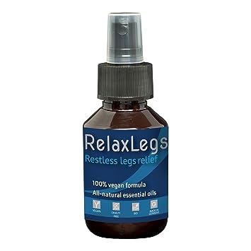 5294739553 Mittel gegen Restless Legs Syndrom von RelaxLegs 100 ml | Unruhige Beine &  Müde