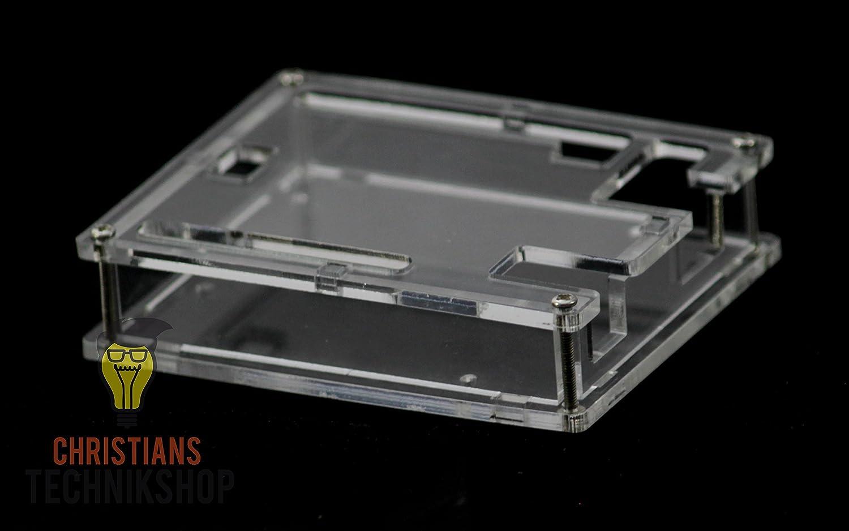 Christians Technik Shop Carcasa de Plástico Acrílico Caja Carcasa ...