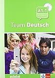 Team Deustch 1 Kursbuch+ cd- Libro del alumno - A1.1 - 9788423670598