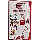 Amul Gold Milk - Homogenised Standardised, 1L Carton
