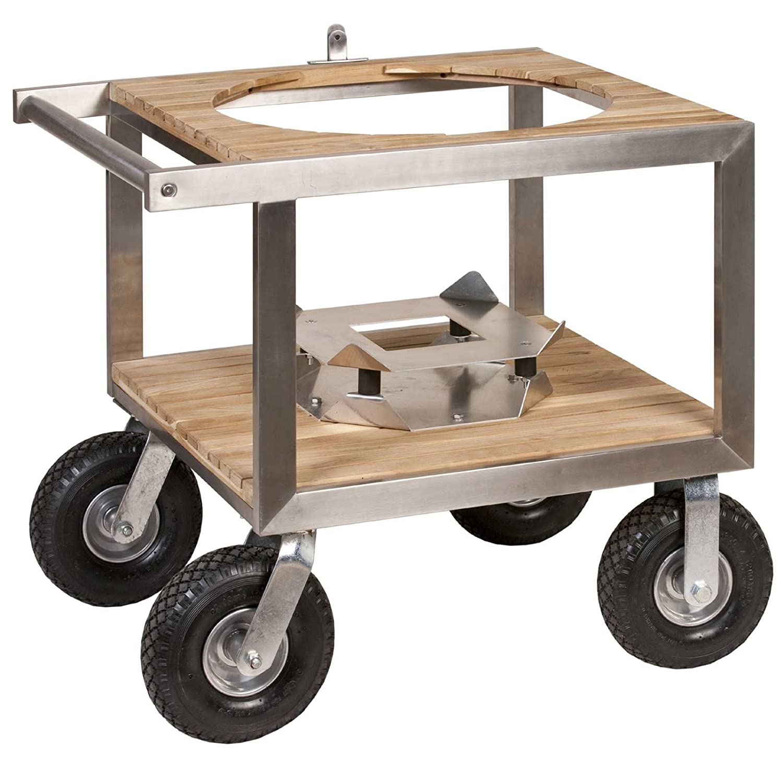 Monolith Classic Buggy Modell 2017 für den Classic Keramikgrill Grill