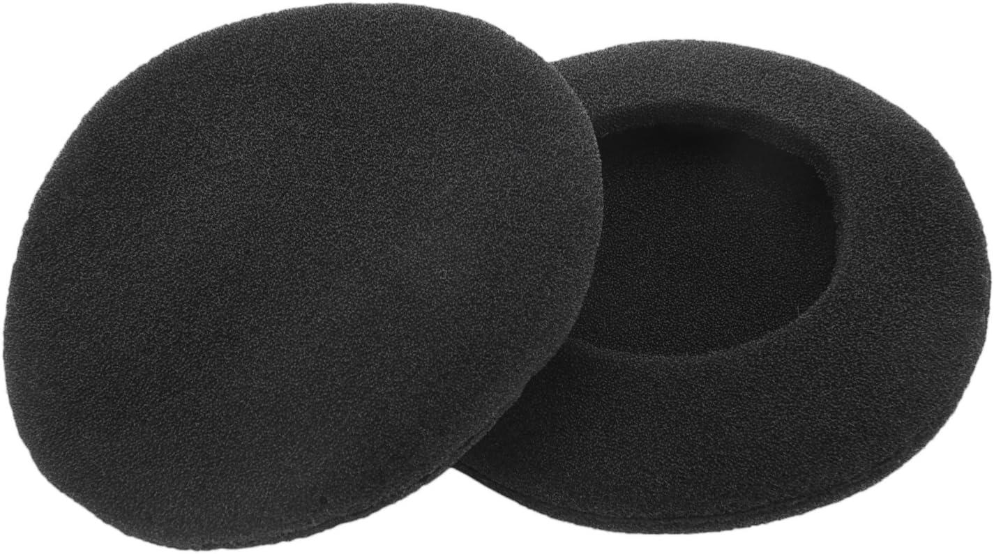 MDR-G45LP// Plantronics PLNAUDIO478// Logitech H600// Koss CS100 Headphone Sunmns 5 Pairs Foam Earpads Ear Pad Cushion Cover for Sony MDR-IF240R MDR-NC6 2-5//16 Inch