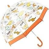 Bugzz – Parapluie transparent Garçon – Modèle Dinosaure