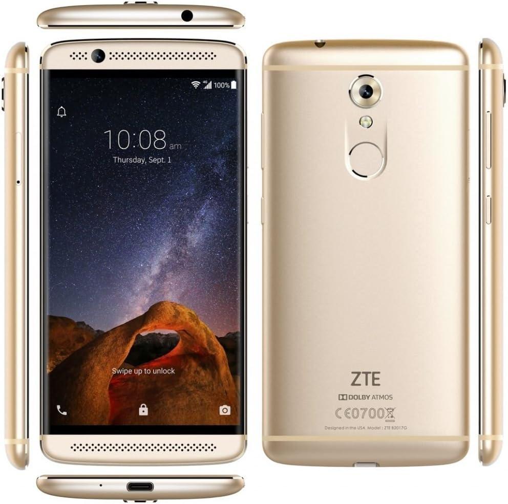 Zte Axon 7 Mini (32Gb) - Smartphone Libre Android 6.0 (4G Lte, Pantalla 5.2\