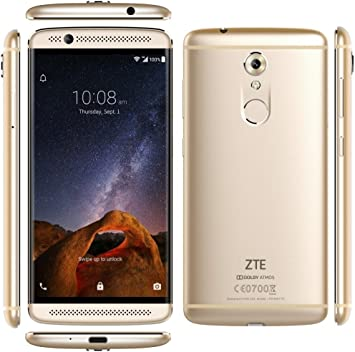 ZTE AXON 7 Mini (32GB) - Smartphone Libre Android 6.0 (4G LTE ...