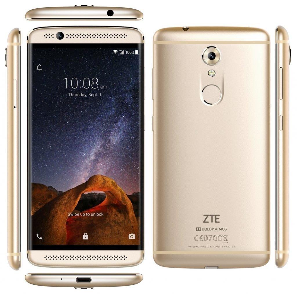 ZTE AXON 7 MINI (32GB) - Smartphone libre Android 6.0 (4G Lte, Pantalla 5.2