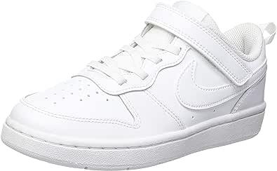 NIKE Court Borough Low 2, Sneaker Unisex niños