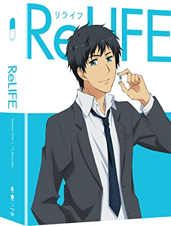 ReLIFE Season One Limited Edition Blu Ray DVD Combo