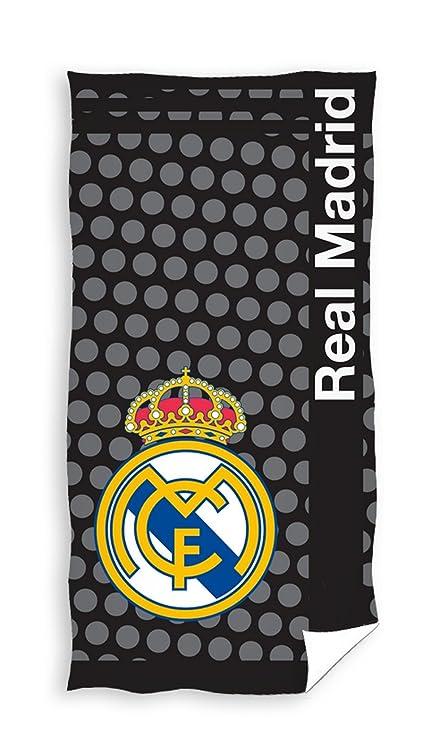 Textil Tarrag/ó FCB Algod/ón 75 cm x 150 cm Escudo Toalla de Playa