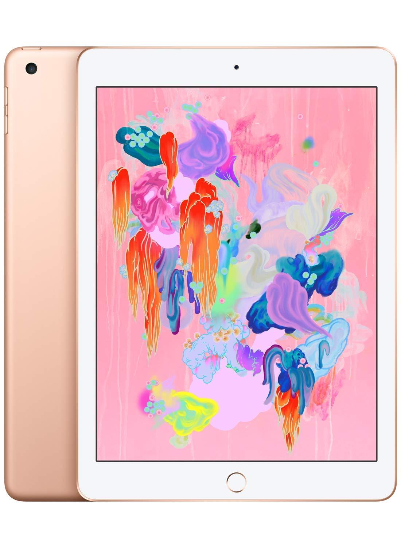 Apple iPad (Wi-Fi, 32GB) - Gold (latest)