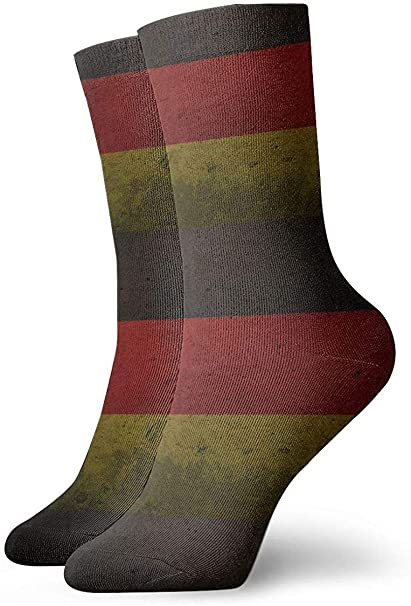 tyui7 Vintage Flag Of Germany Calcetines Coloridos y divertidos Sport Athletic Medias para hombres y mujeres: Amazon.es: Ropa y accesorios