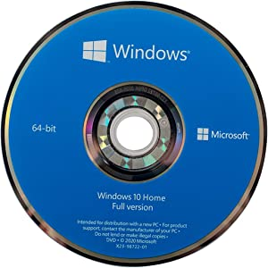 Windоw 10 Home edition (64 Bit) DVD OEM | Original box | License for 1 PC only