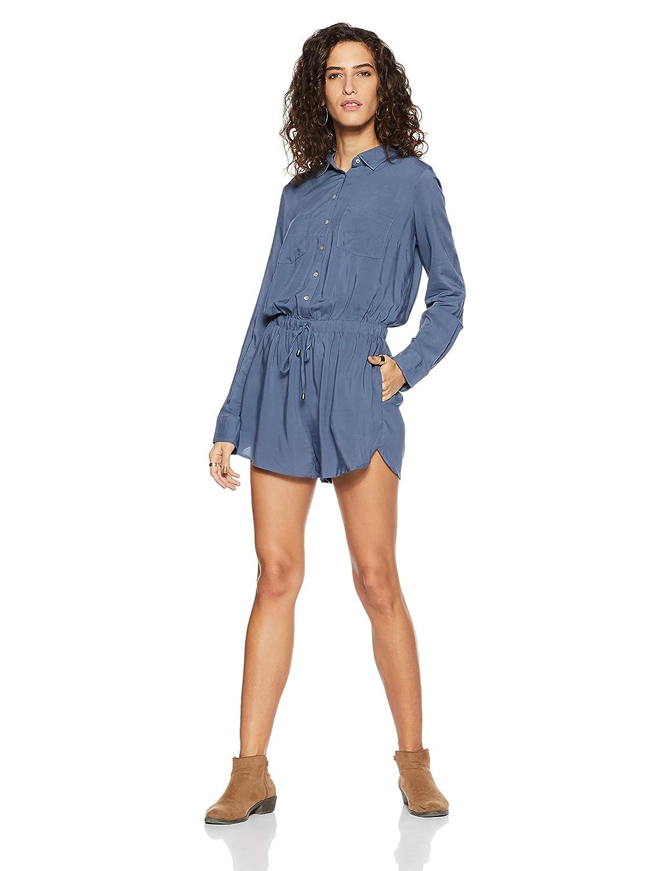 Forever 21 Women's Cotton Jumpsuit