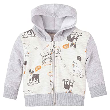 Amazon.com: OFFCORSS Baby Boy Full Zip Up Hoodie Ropa para Bebe Niño Sudaderas Con Capucha: Clothing