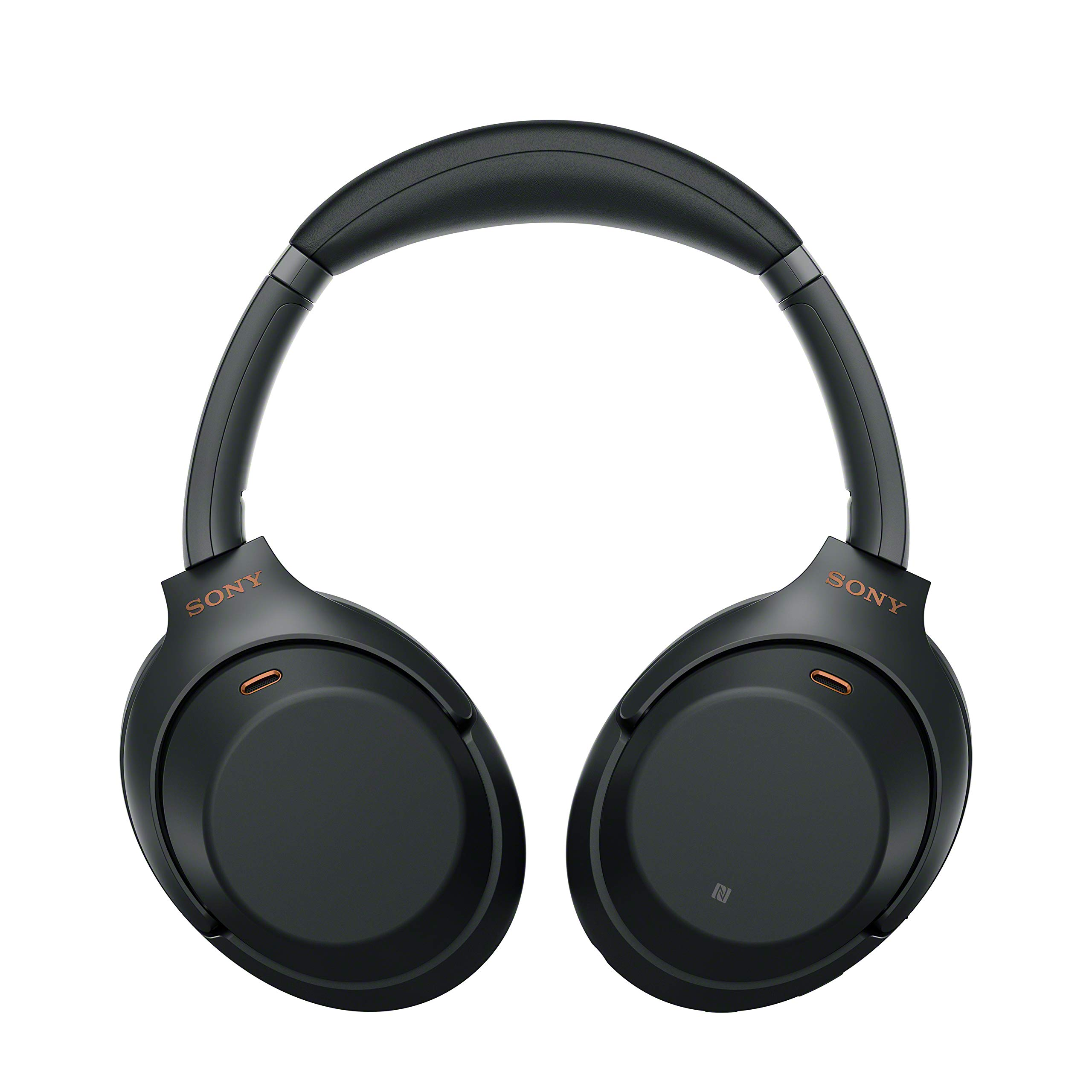 Sony WH1000XM3 Bluetooth Wireless Noise Canceling Headphones, Black WH-1000XM3/B (Renewed) by Sony (Image #3)