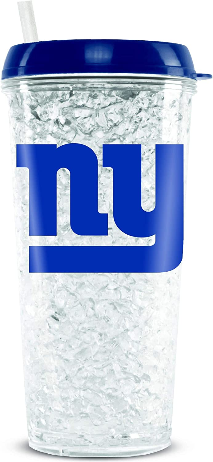 Duck House NFL Crystal Freezer Travel Tumblers