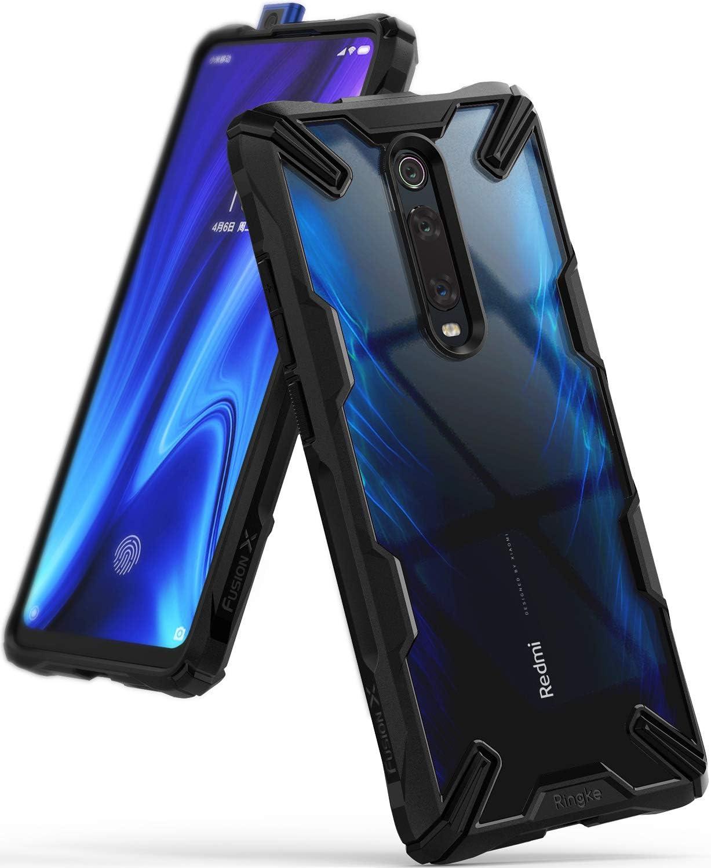 Ringke Fusion-X Diseñado para Funda Xiaomi Mi 9T, Mi 9T Pro, Redmi ...