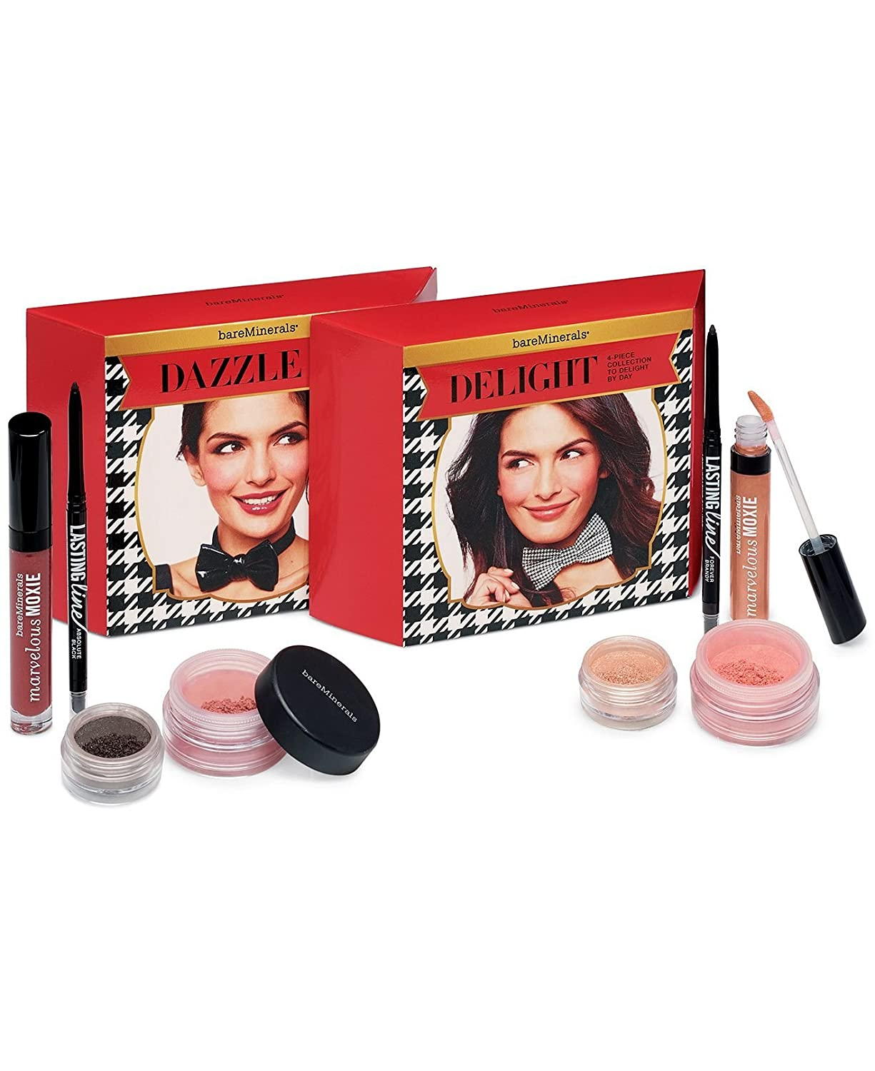 bareMinerals Delight Dazzle 8pc Day Night Break Apart Collection by Bare Escentuals