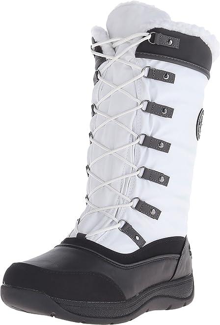 Totes Women's Jaylan White Boot ...