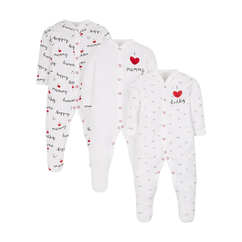 Mothercare Pelele para Dormir Unisex bebé PD345