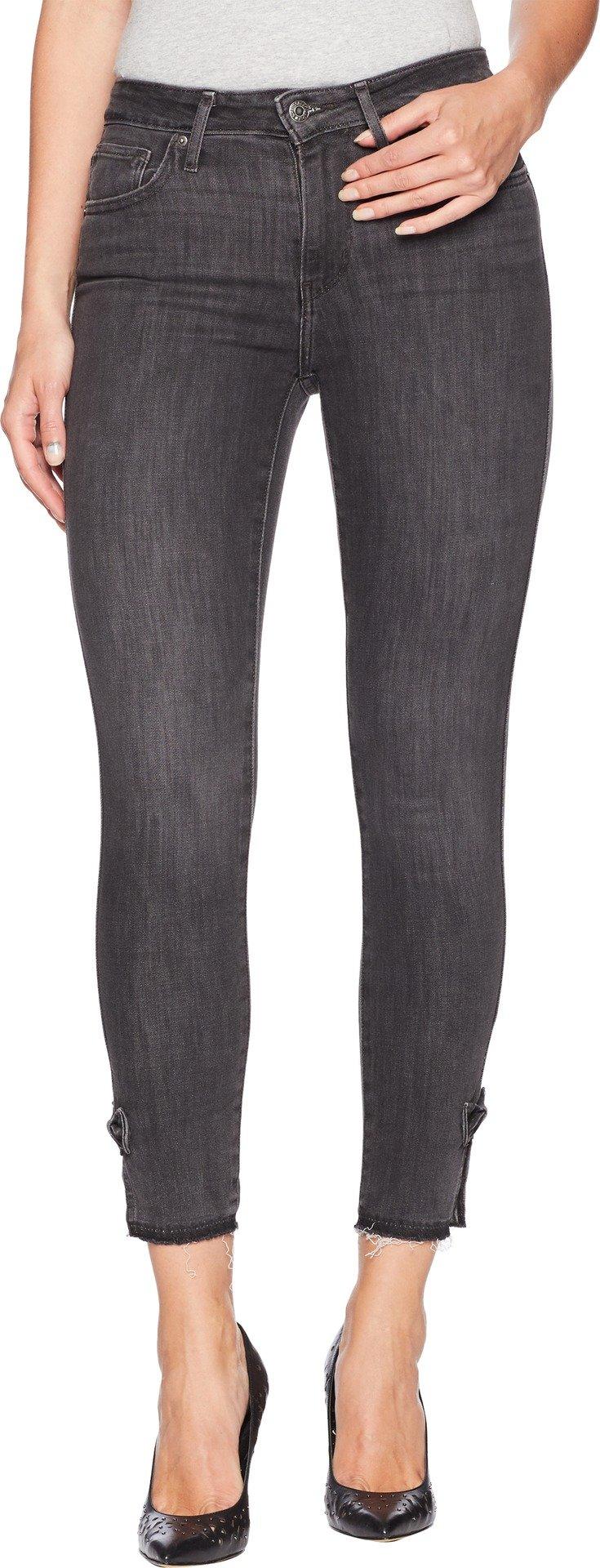 Levi's Women's 721 High Rise Skinny Jeans, Nova Black, 24 (US 00)